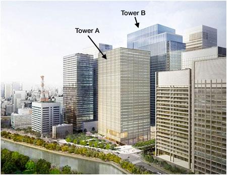Otemachi 1-2 District Redevelopment 1