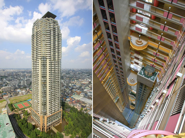 Japan S High Rise Apartment Towers Reaching Due Date For Repairs