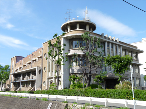 Kobe to restore 82-year old town hall