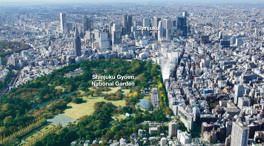 The Parkhouse Shinjuku Gyoen Japan Property Central