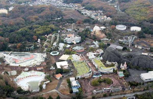Nara Dreamland sold to Osaka real estate company