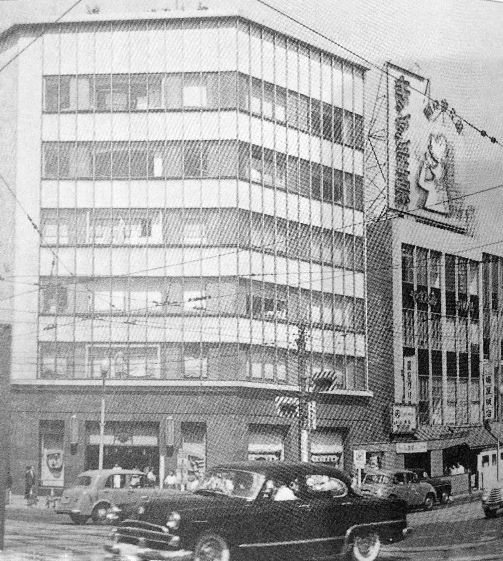 Coop Olympia Annex 1965