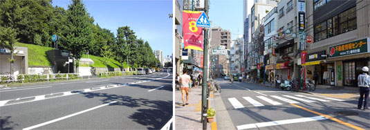 apartment prices along tokyo s chiyoda line japan