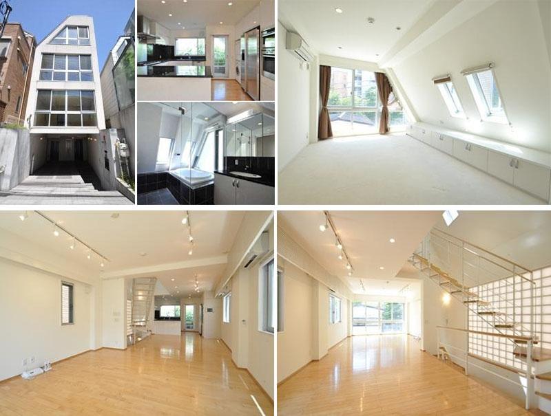 Minami Aoyama 4 House 4
