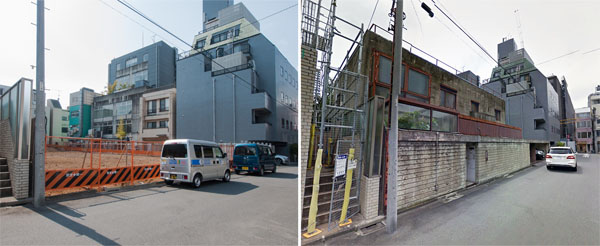 Yoshimura Junzo house in Nishiazabu demolished