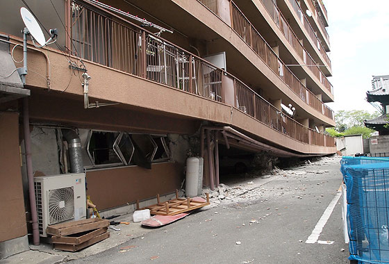 Consider earthquake resistance when buying real estate in Japan