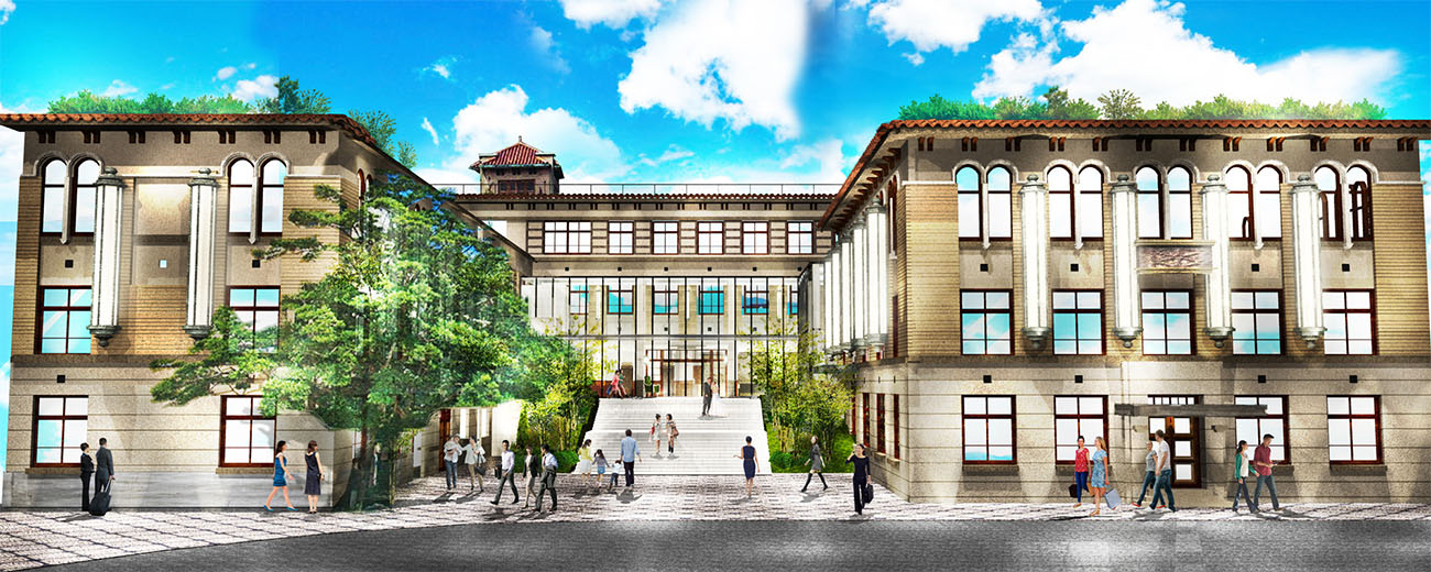 Historic school building in Kyoto to be converted into boutique hotel