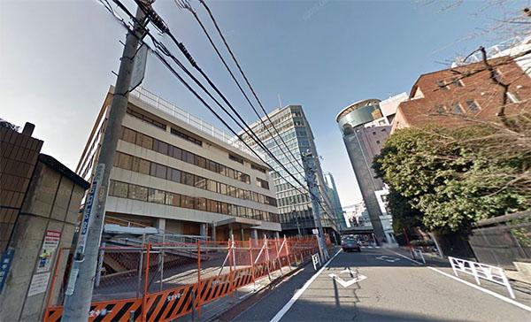 Mitsubishi Jisho Nanpeidaicho Site 3