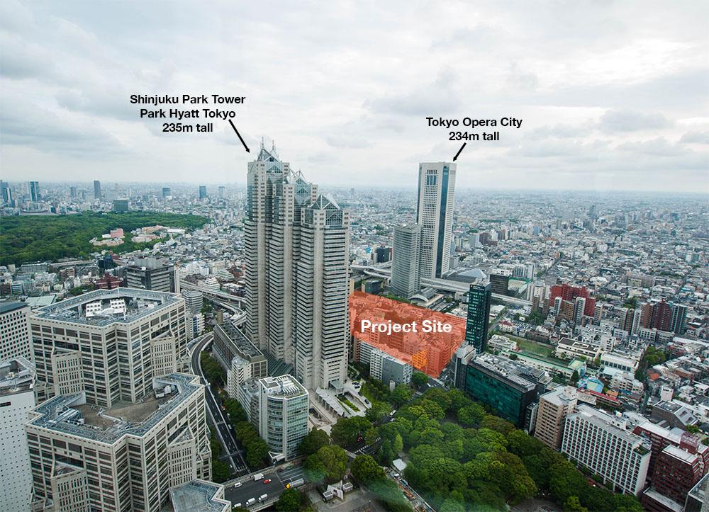 Nishi Shinjuku 3 Chome 65 storey 1