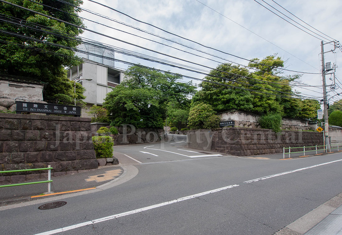 Roppongi International House of Japan