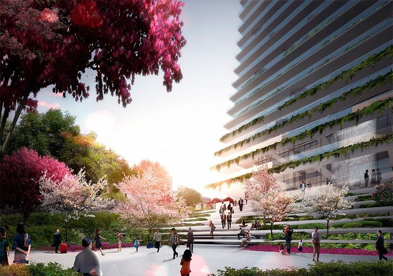 Toranomon Hills Business Tower 2