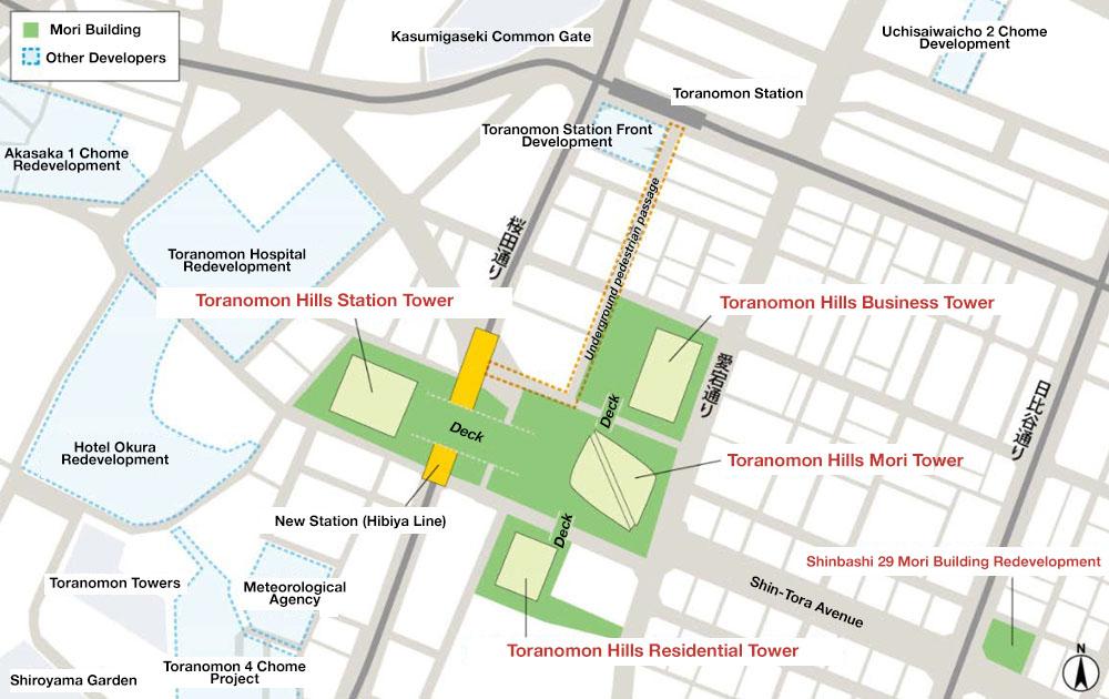 Toranomon Redevelopment 2
