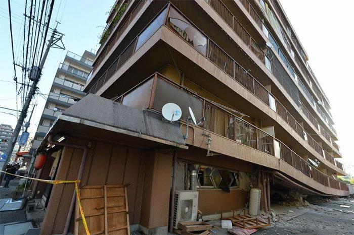 Kumamoto Earthquake 1