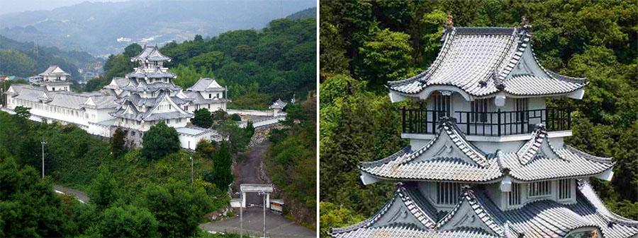 Matsuyama Castle 1