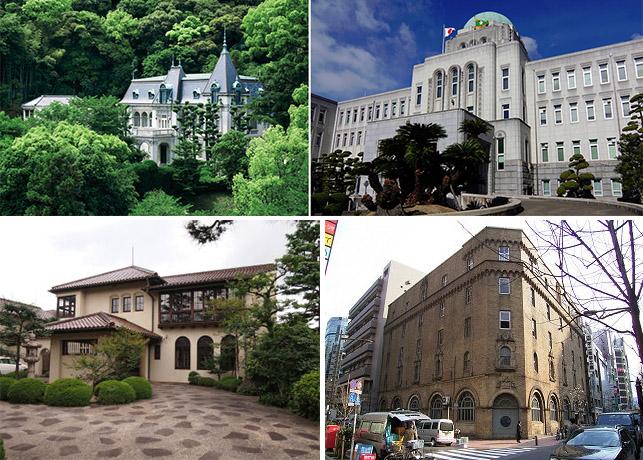 Historic Villa In Kobe Searching For New Owner  U2013 Japan