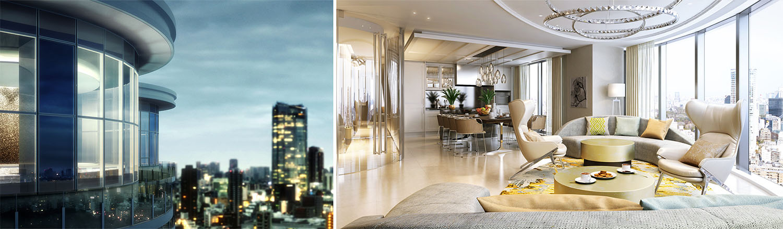 Tokyo Luxury Apartments