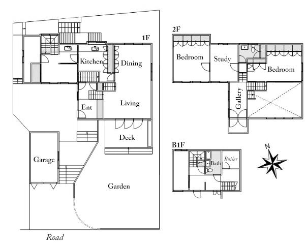 Tsuchiura Residence Kamiosakai 1