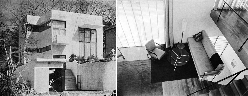 For Sale: Modernist heritage-listed house in Meguro