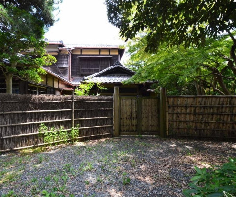 Traditional Japanese house and land in Kamakura