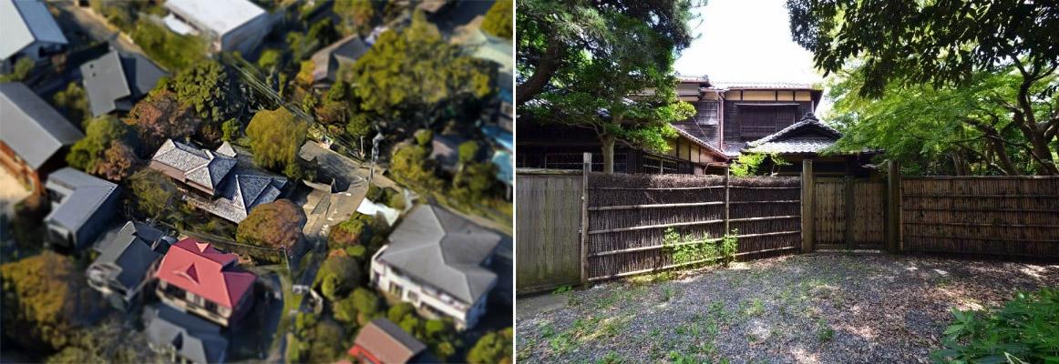 Historic Japanese-style house for sale in Kamakura