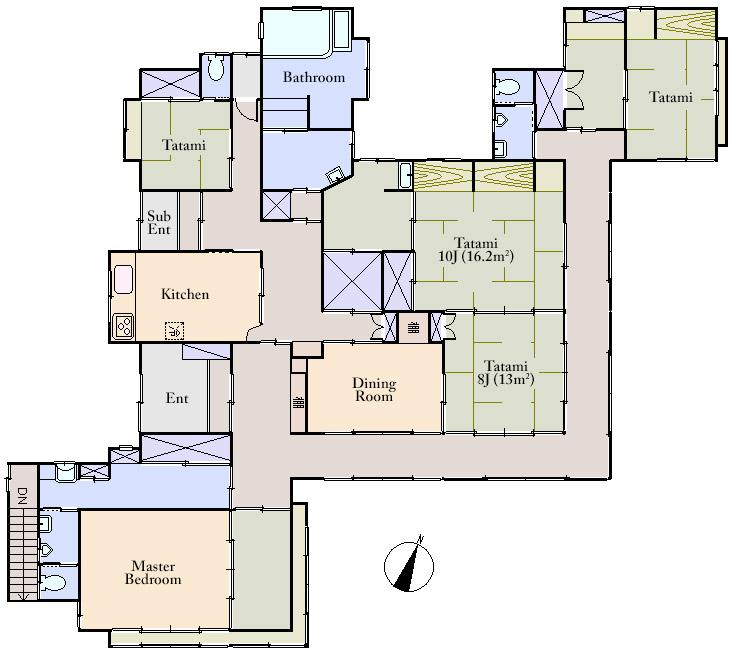 atami-koarashicho-floorplan