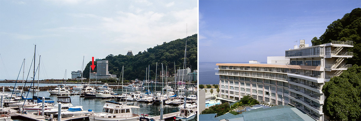 Atami loses two hotels in August