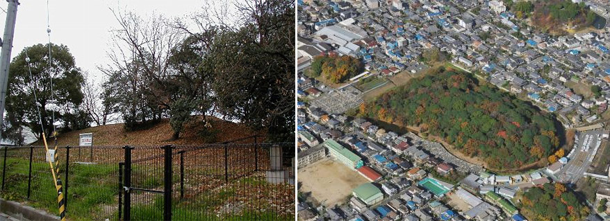 City suing for ownership of ancient tomb in Osaka