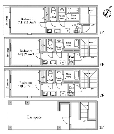 minamiazabu-1-apartment-building-floorplan