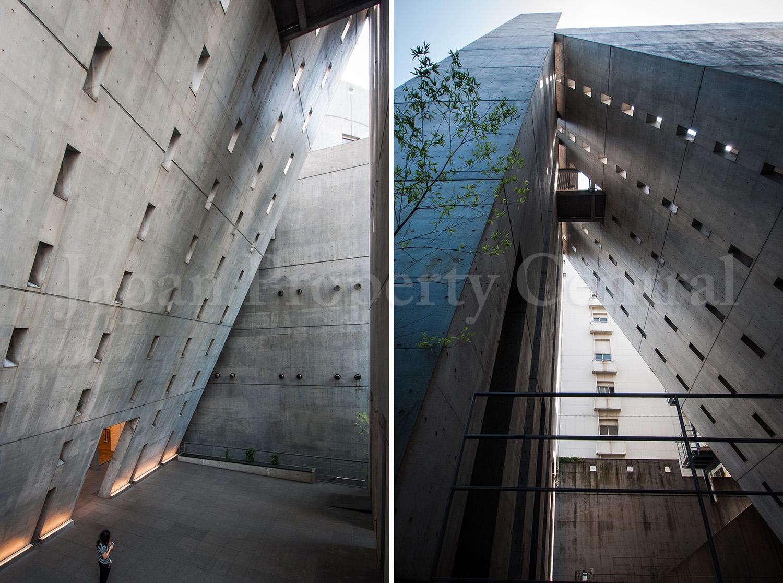 Terrazza Aoyama Building Jingumae 1