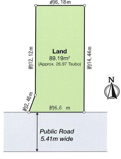 minamiazabu-3-15-land-1
