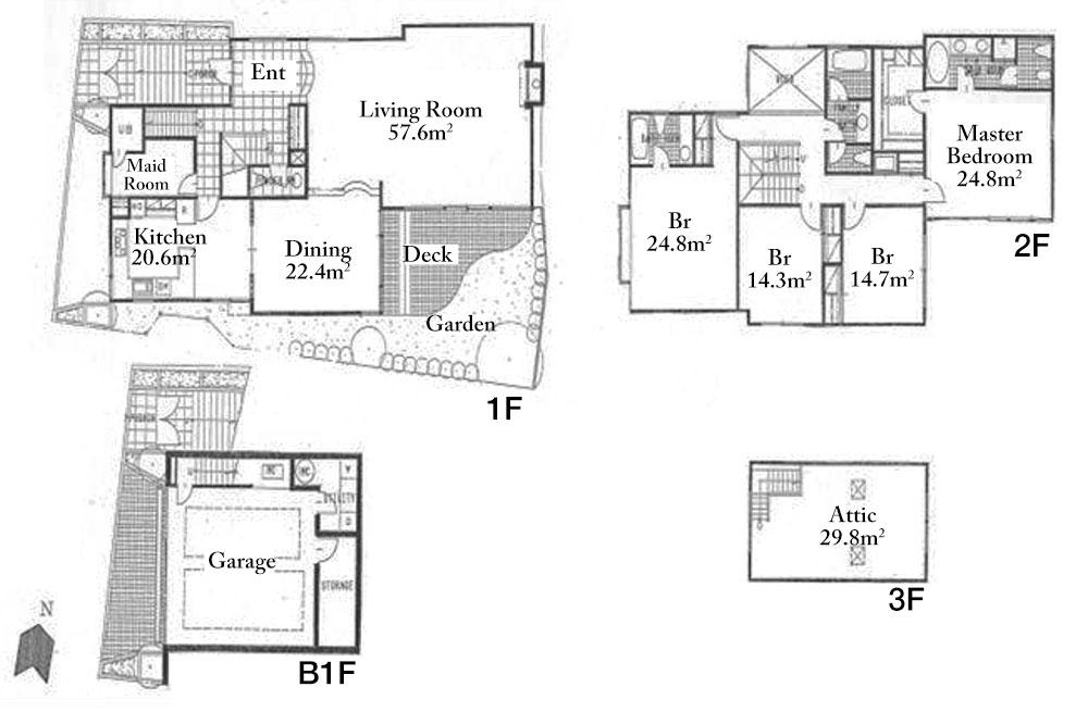 minamiazabu-3-house-floorplan