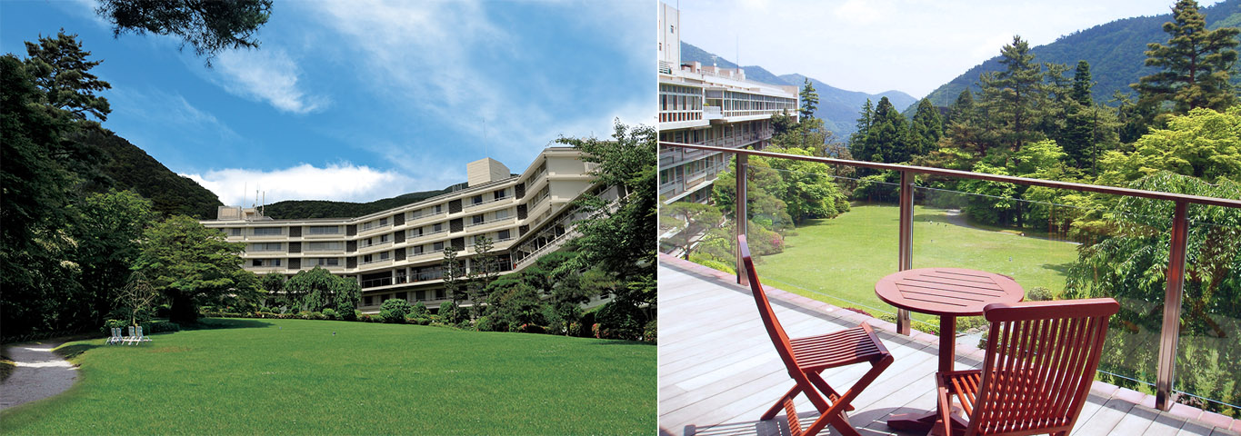 Hakone modernist hotel to close next year