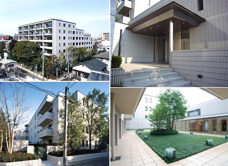 Park House Nishiazabu 3F