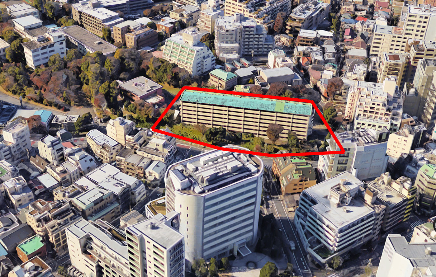 4,000 sqm site in Ebisu sold to developer