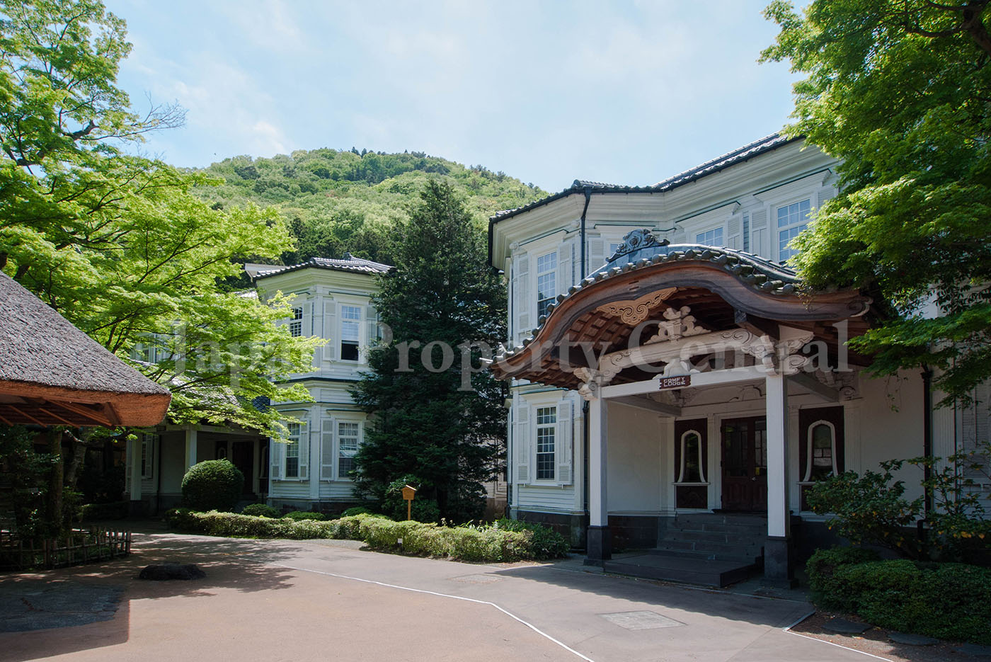 Hakone Fujiya Hotel to close for 2 years for earthquake retrofitting