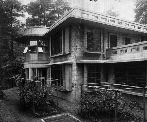 Kyoto Modernist House c1929