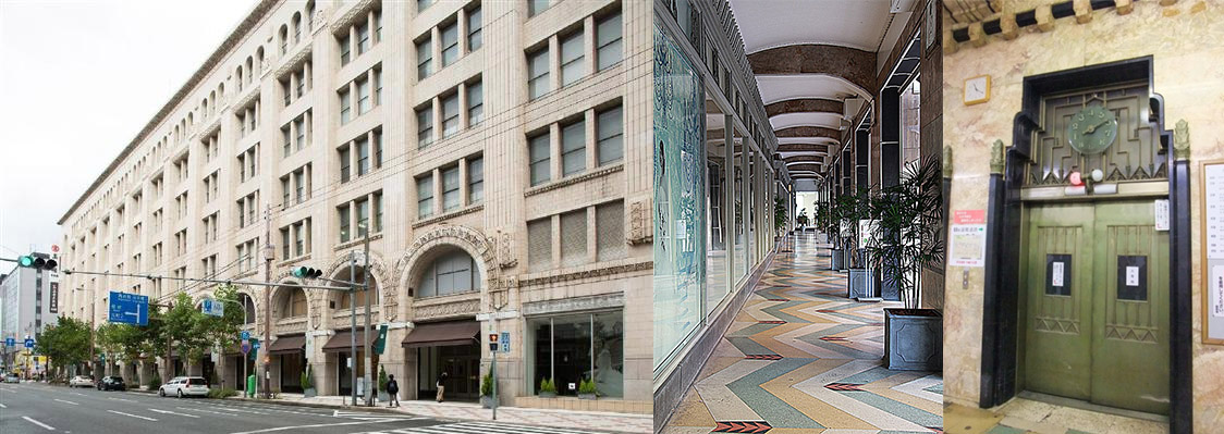 80-yr old Osaka department store to be converted to luxury serviced apartments