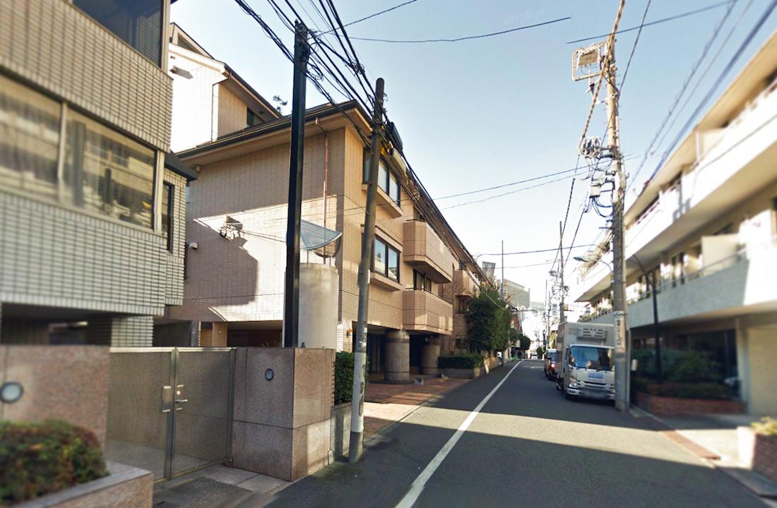 New condo for south Omotesando district