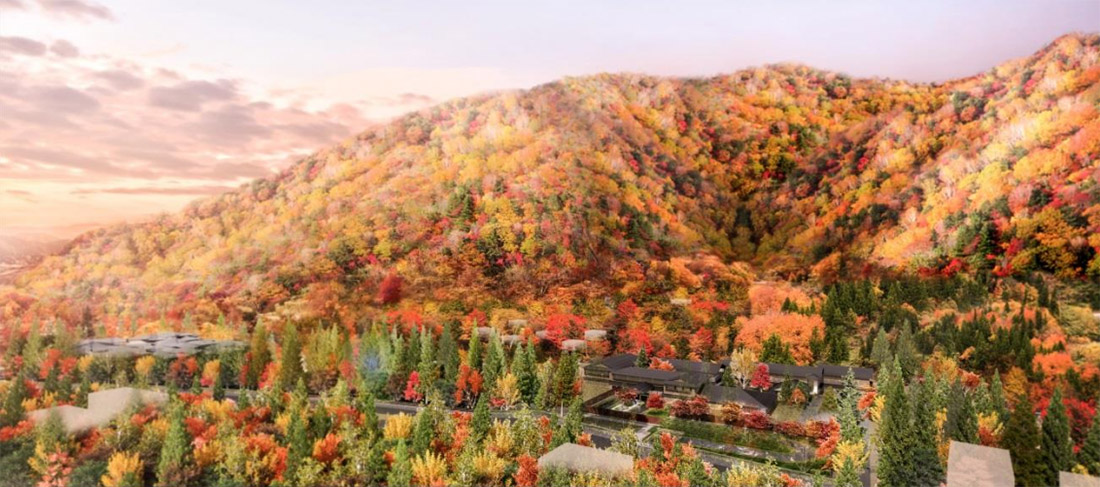Luxury onsen resort planned for Nikko in 2019