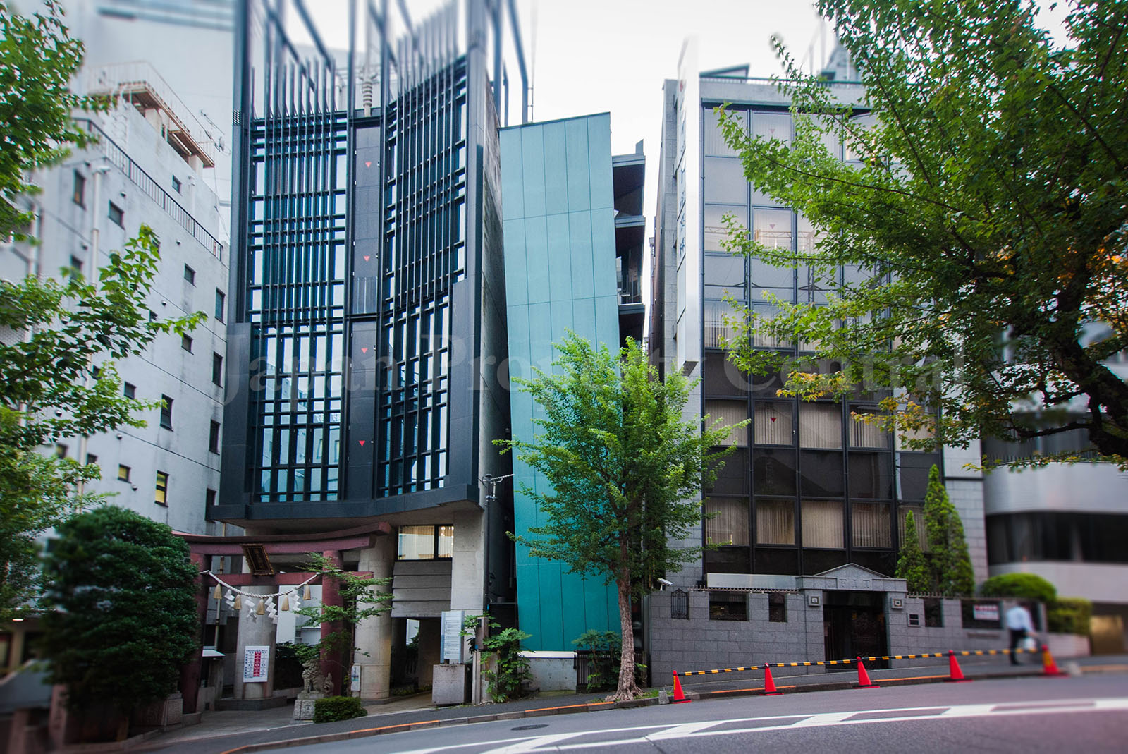 For Sale: 5-storey designer townhouse in downtown Tokyo