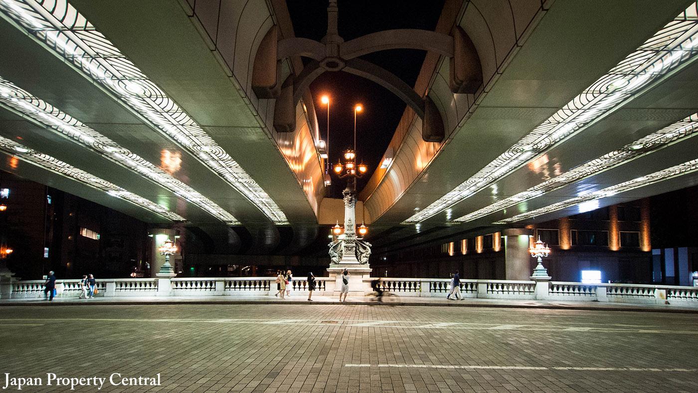 Nihonbashi expressway may be moving underground
