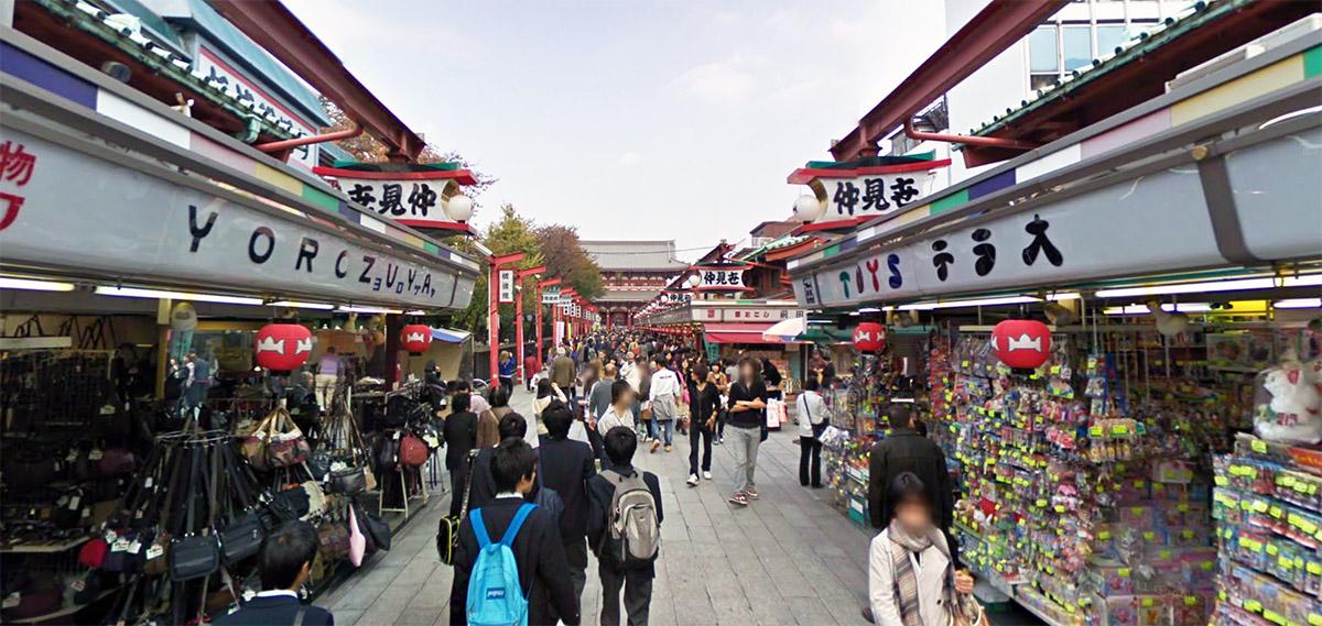 16-fold rent increase for shopkeepers at Asakusa's Sensoji temple