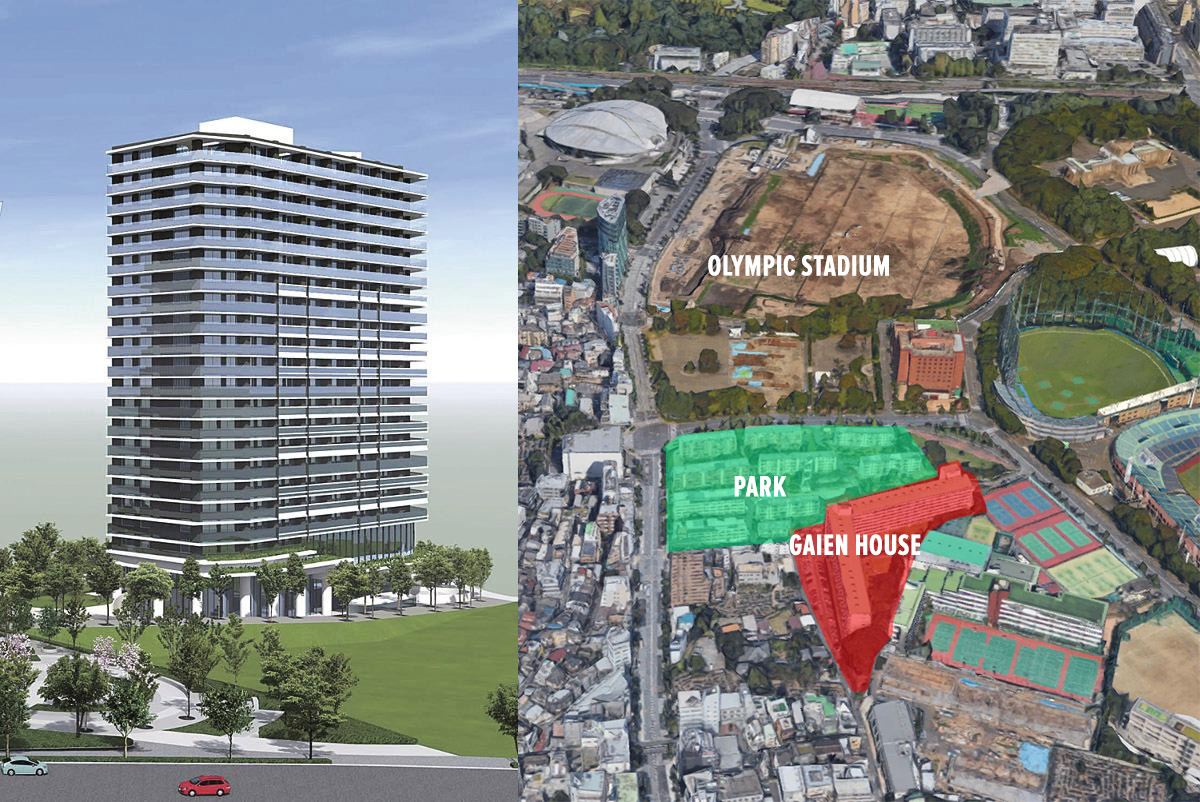Gaien House redevelopment to be completed by May 2020