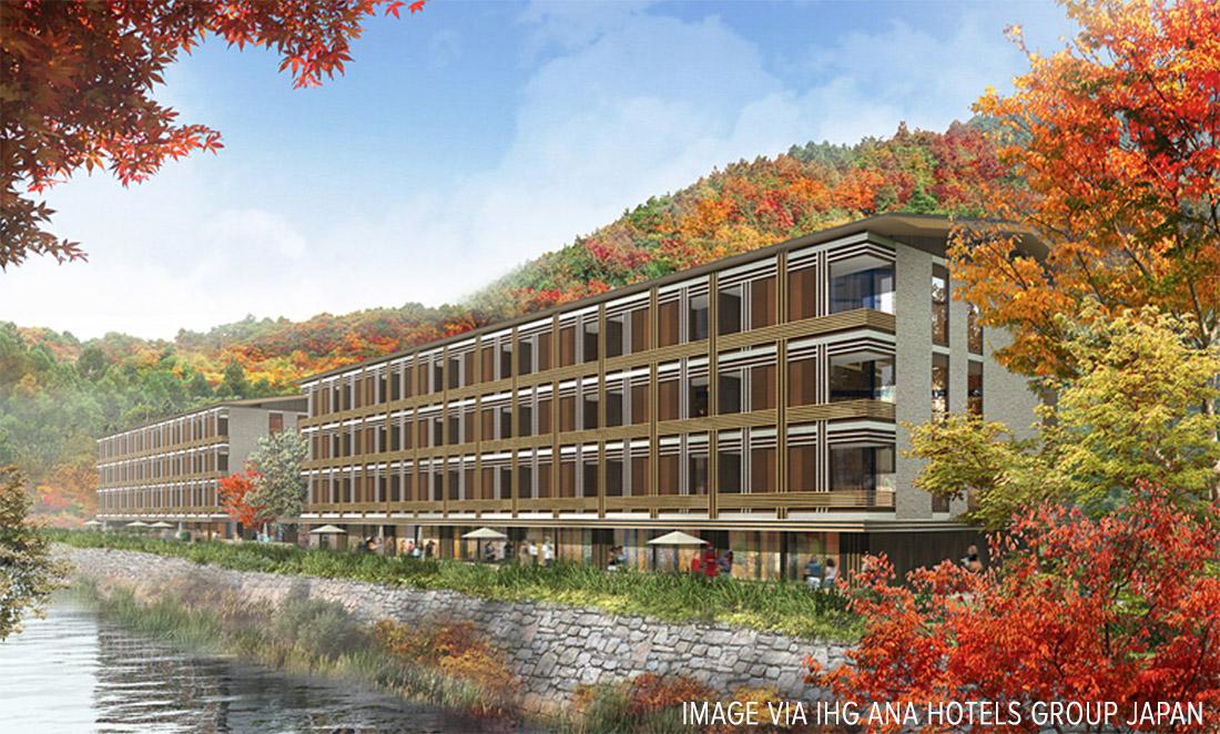 Japan's first Indigo hotel to open in Hakone