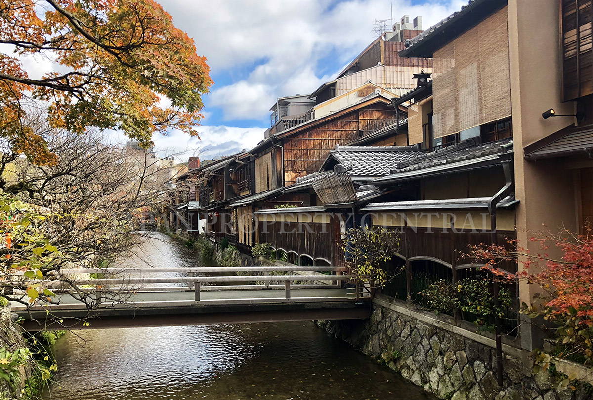 Kyoto's proposed short-term letting rules to be strictest in country