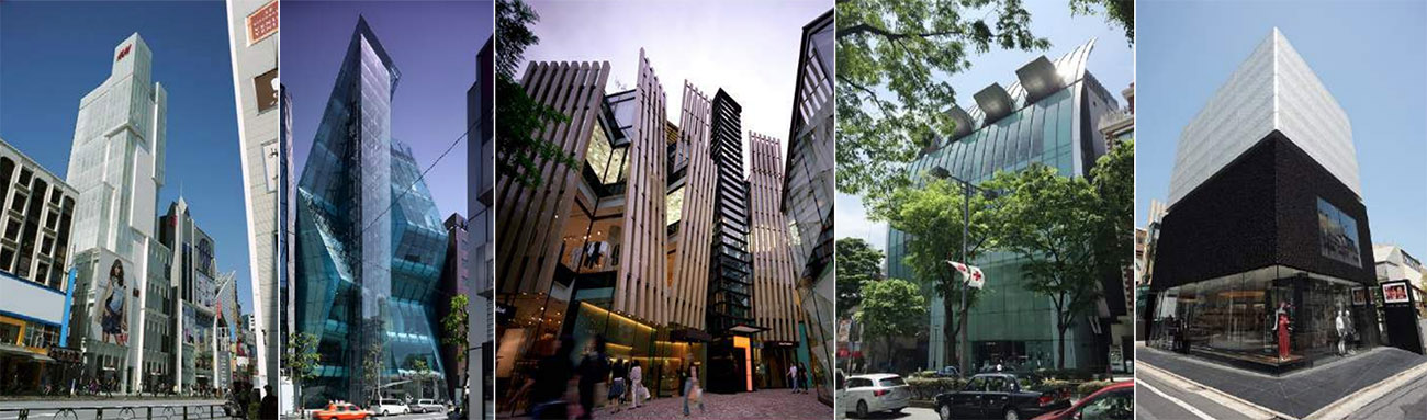 Norges Bank acquires 132.5 billion Yen in real estate in Omotesando/Harajuku in JV