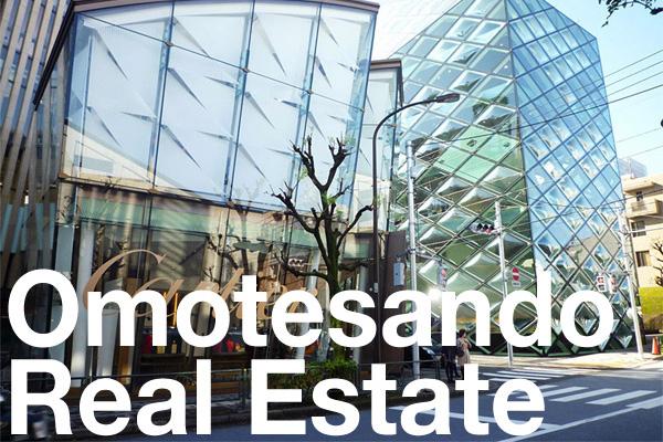 Omotesando Real Estate